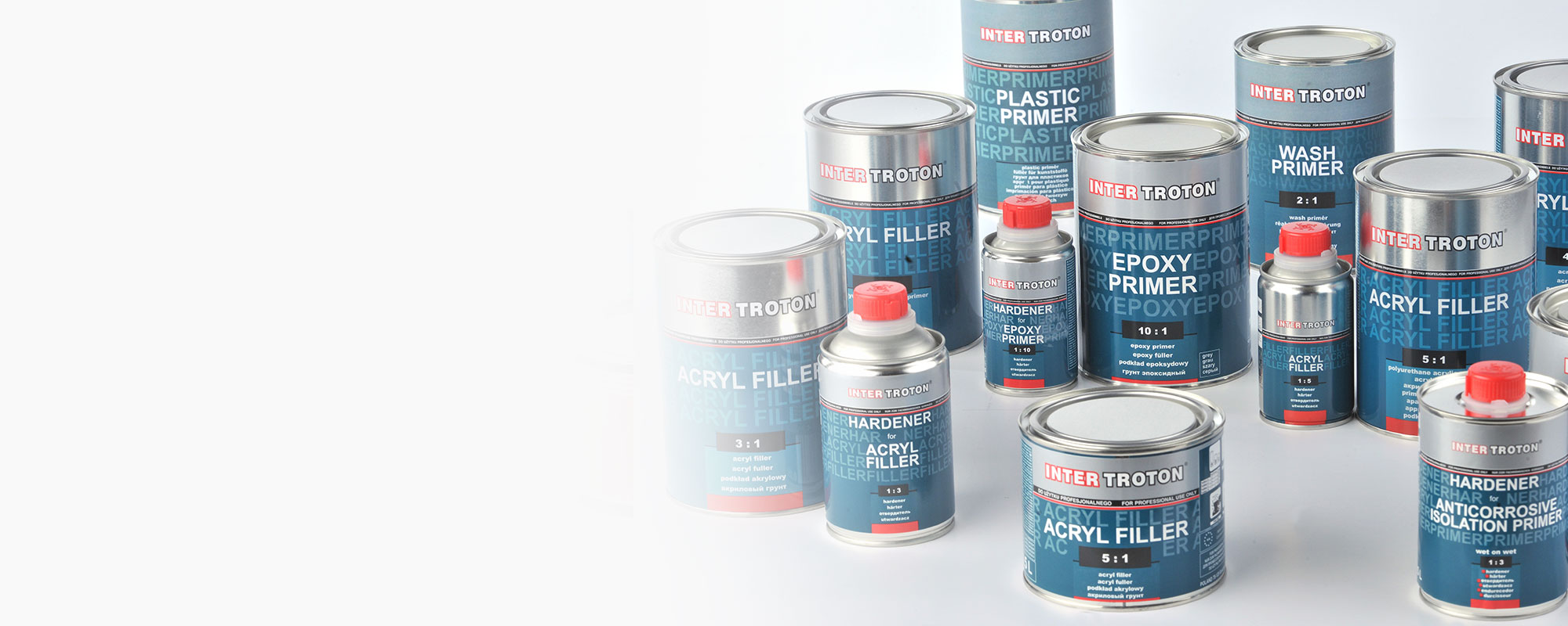 TROTON car refinishing products. Solutions for automotive ...