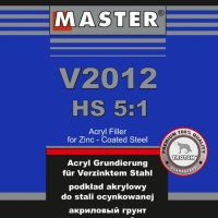 Filler for Zinc-Coated Steel V2012