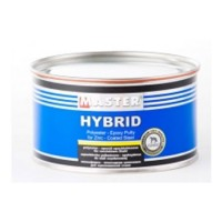 Any problems with galvanized steel? Can you trust your favorite putty? Try HYBRID – certainly will not let you down!