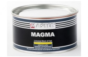 MAGMA POLYESTER BLACK PUTTY