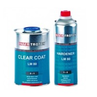 Clear coat MS 2K 2:1 LM 80