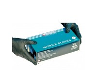 MASTER DISPOSABLE NITRILE GLOVES