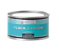 Polyester putty Black Carbon