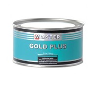 Polyester putty Gold Plus