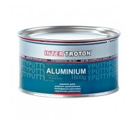 Polyester putty Aluminium