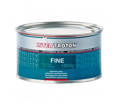 Polyester putty Fine