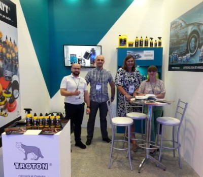 Thank you for visiting us at the Expo CESVI Mexico!