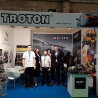 Thank you for visiting our stand at the Motortec 2019!