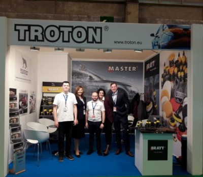 (English) Thank you for visiting our stand at the Motortec 2019!